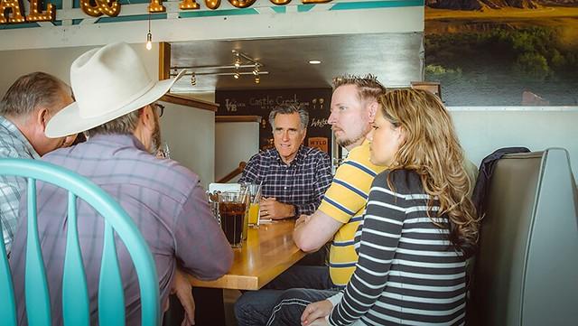 Mitt Romney 03 04 18
