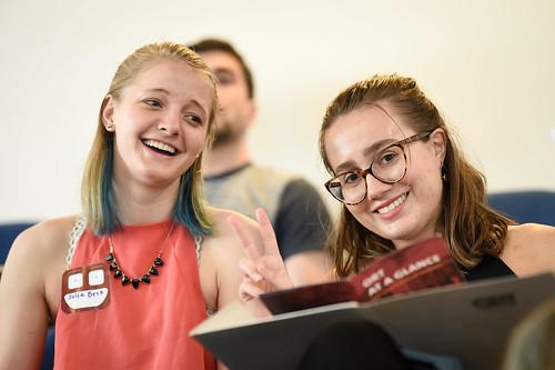 Bienvenida estudiantes internacionales - marzo 2018