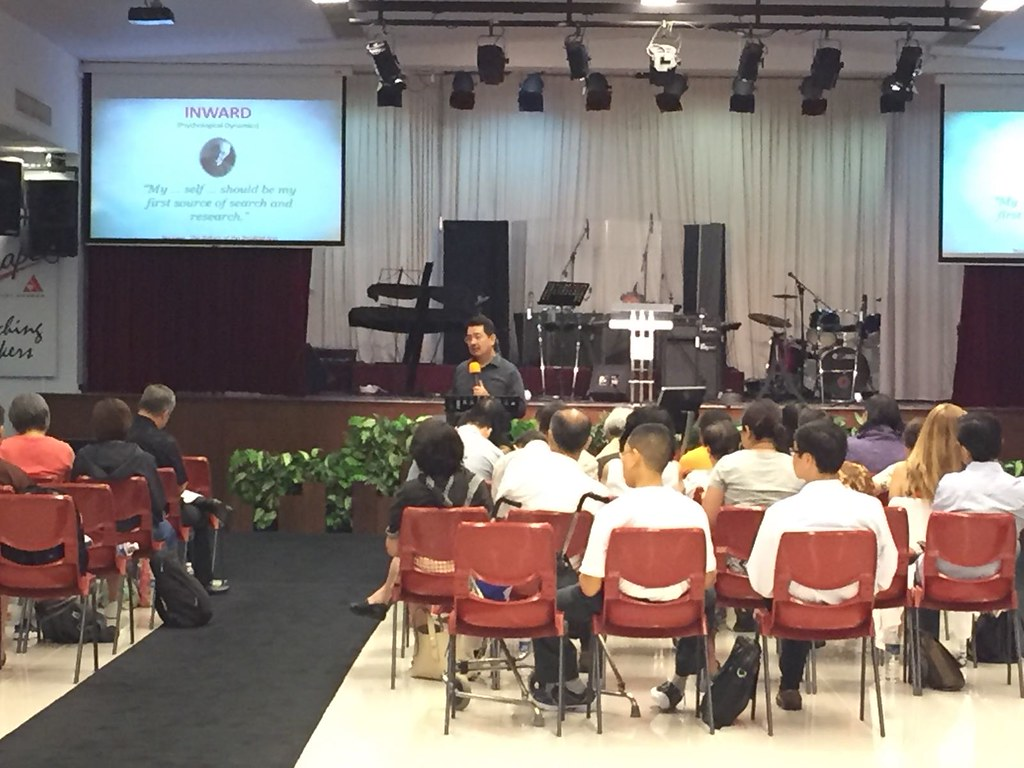 "A Spirituality of Integration"" (Henri Nouwen Whole-Day Workshop) April 7, 2018 (East Asia School of Theology - Singapore)"