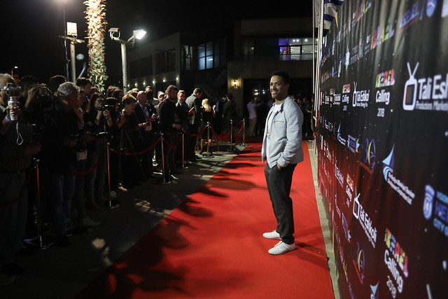Official photos Israel Calling 2018 - Red Carpet