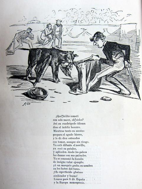 Antitaurinos del siglo XIX