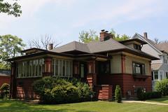 Mads C. Larson House