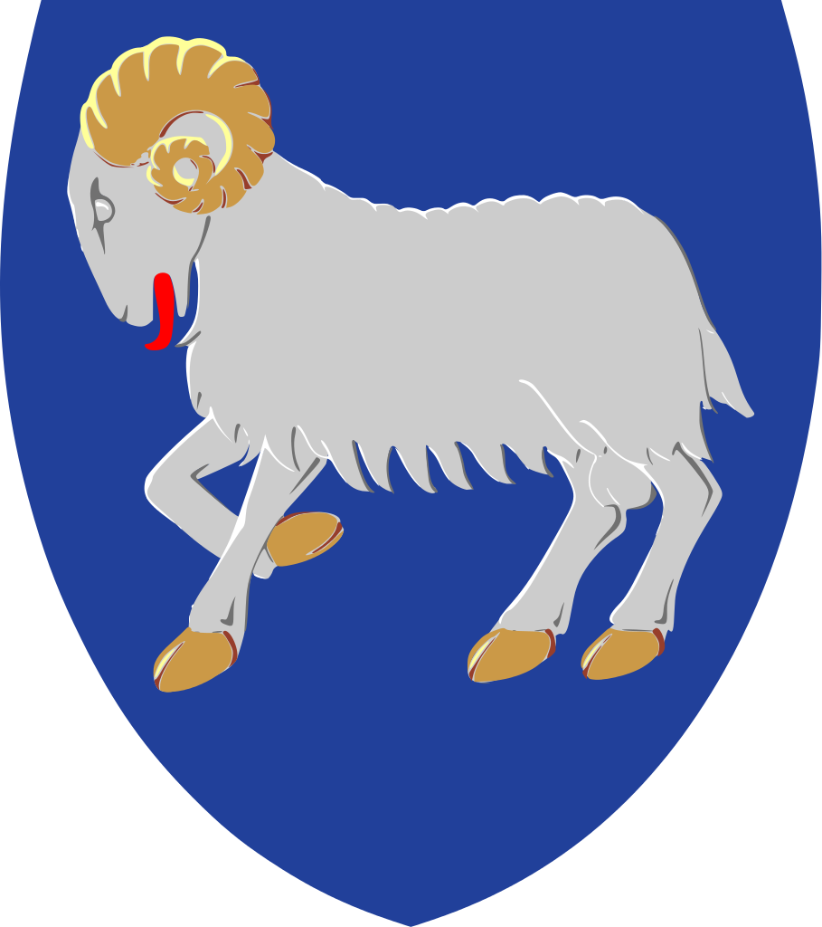 Coat of Arms of Faroe Islands