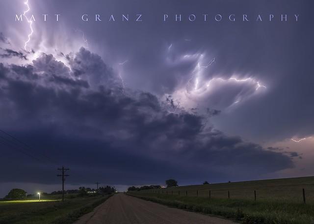 Blasting Away in Nebraska