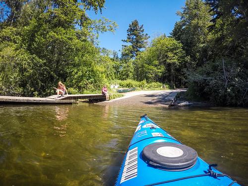 Paddling Lake Padden-021