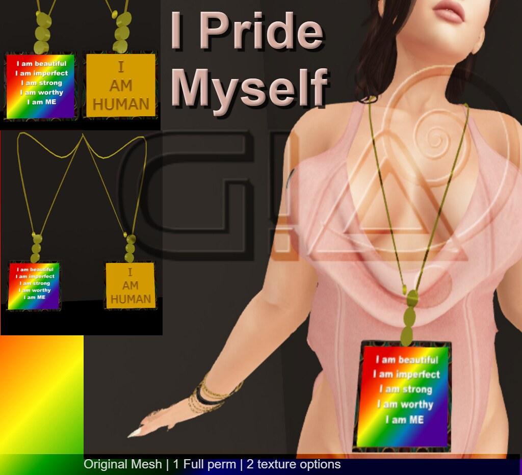 I Pride Myself Vendor - TeleportHub.com Live!