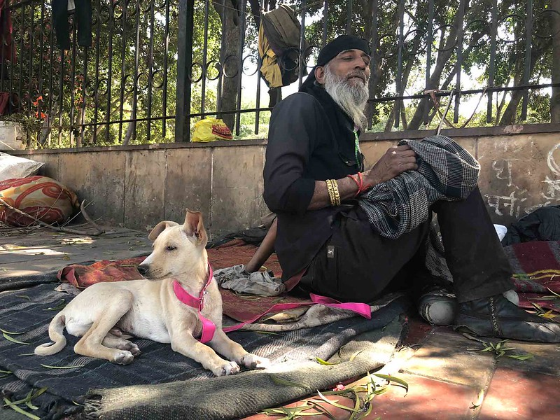 City Life - Two Vagabonds, Mathura Road