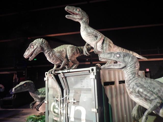 Exposition Jurassic World