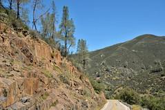 On the way to Yosemite   Yosemite National Park, California