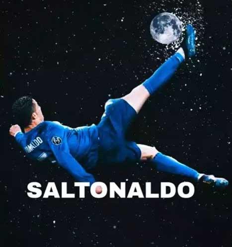 salto ronaldo