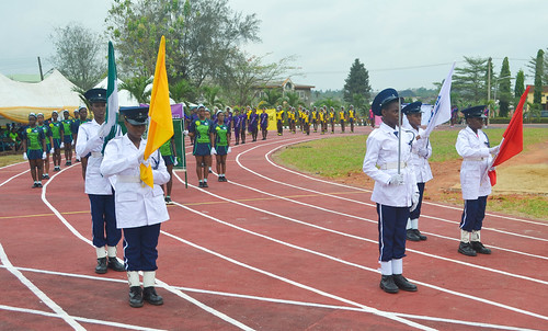 organised to mark the 20th anniversary of Louisville Girls High School, Ijebu-Itele, Ogun State, Nigeria