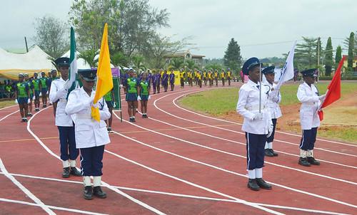 organised to mark the 20th anniversary of Louisville Girls High School, Ijebu-Itele, Ogun State, Nigeria