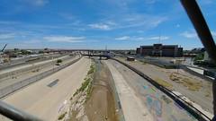 Rio Grande from Paso Del Norte Bridge