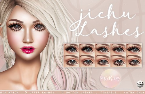 Jichu Lashes @ anyBODY