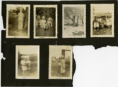 John Photo Album of Early Years