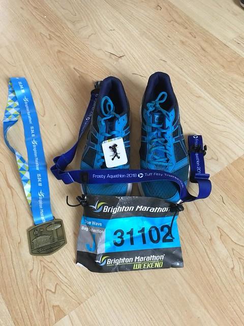 Brighton Marathon 18