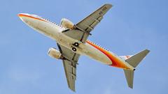 Surinam Airways PZ-TCO B737-300