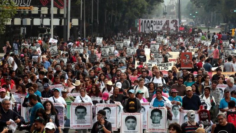 PÁG. 2 (2). Los genocidios de indígenas y estudiantes, y los cientos de miles de muertos y desaparecidos en la guerra contra el narcotráfico es el legado de miedo que el PRI y el PA