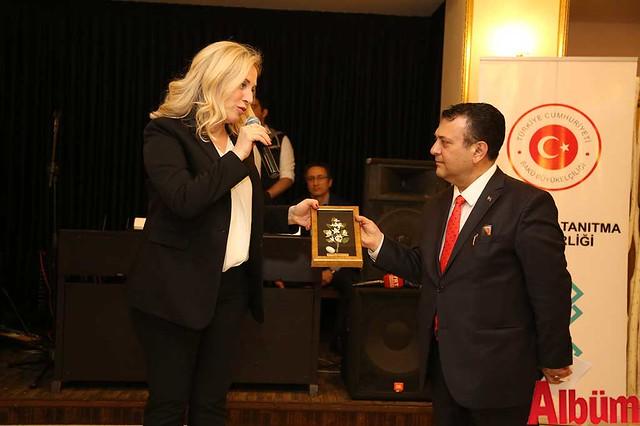 ALTAV, Azerbaycan'ın başkenti Bakü'de düzenlenen 'AITF Fuarı'na katılarak, Alanya'nın tanıtım çalışmalarını sürdürdü-3