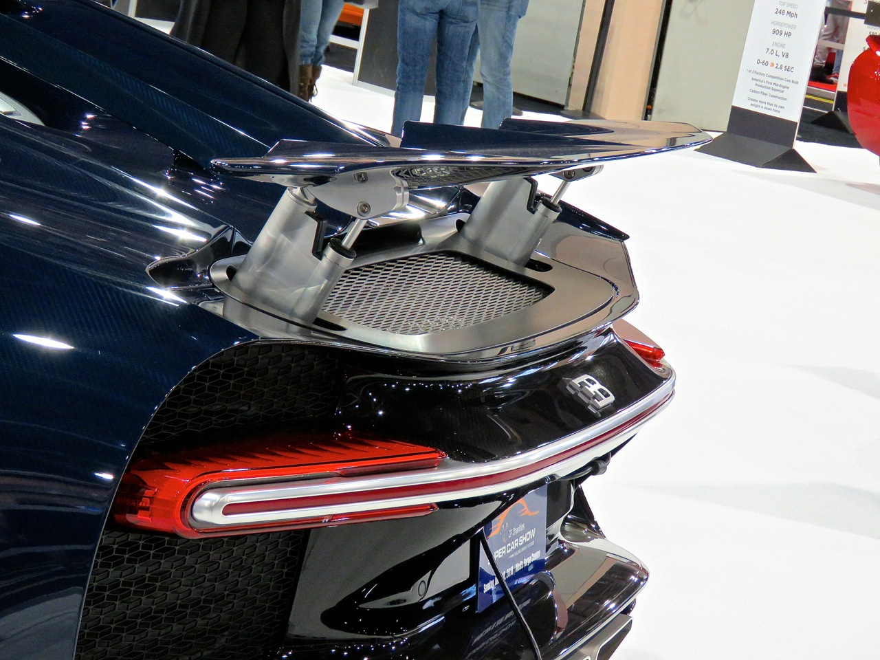 Bugatti Chiron Philly 6