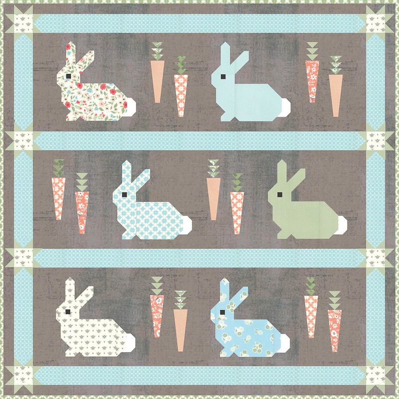 Cottontail grunge bg