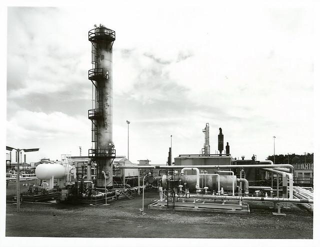 Shell BP Todd Oil Services, Kapuni Gas treatment plant, Kapuni