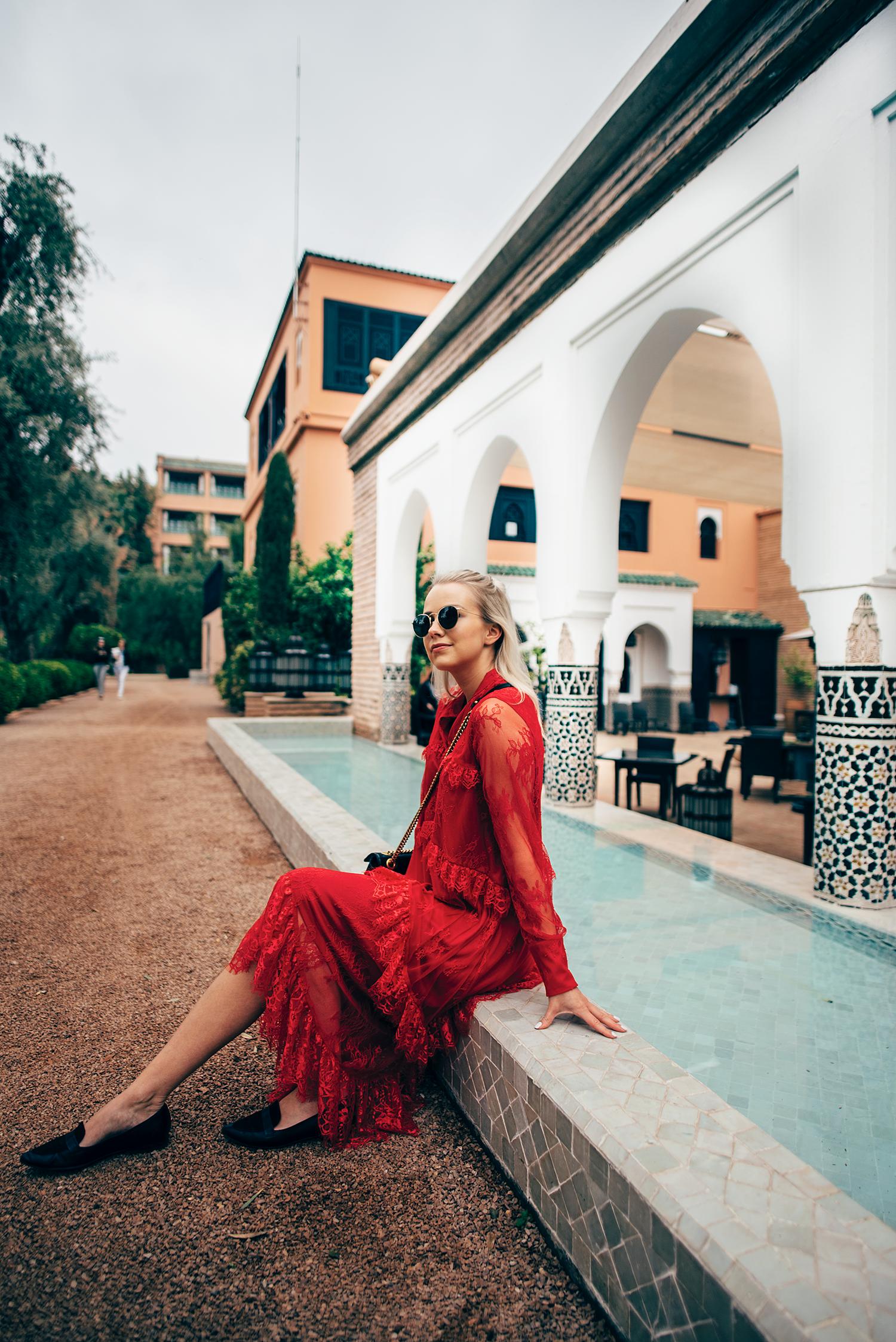 Marrakech vinkkejä