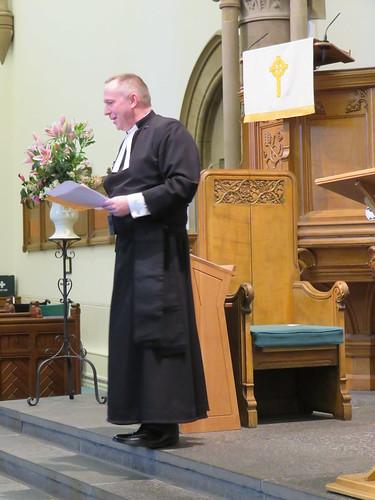 Revd Dr Scott McKenna