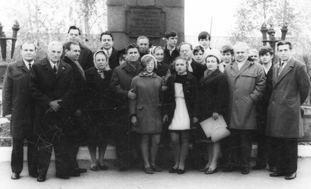 Гости из Чехословакии