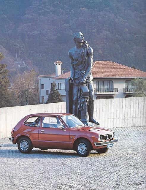 Honda Civic de 1973