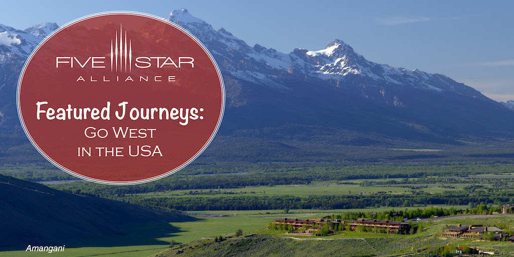 Featured Journeys: Go West in the USA
