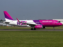 Wizz Air | Airbus A320-232(WL) | HA-LYO