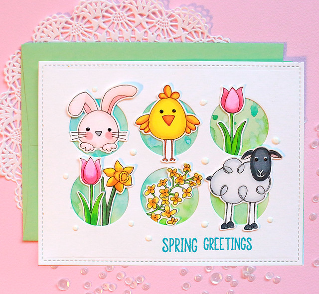spring greetings 2