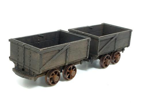 Grandt Line On3 Mine tubs