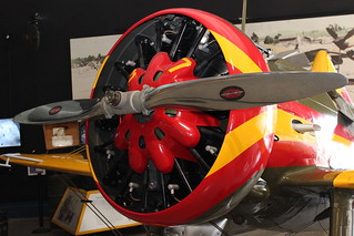 Boeing P-26 Peashooter (reproduction)