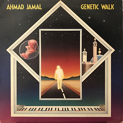 AHMAD JAMAL:GENETIC WALK(JACKET A)