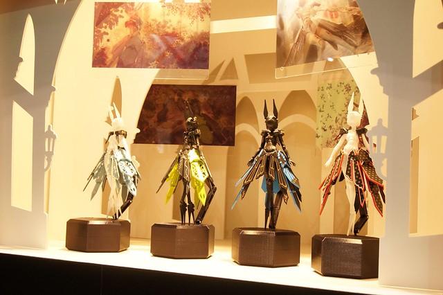 【更新官圖&販售資訊】GSC × 淺井真紀 × huke 組裝模型新系列『Chitocerium(チトセリウム)』第一彈「LXXVIII-platinum」情報公開!