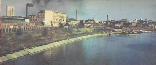 Port Praski 1970s
