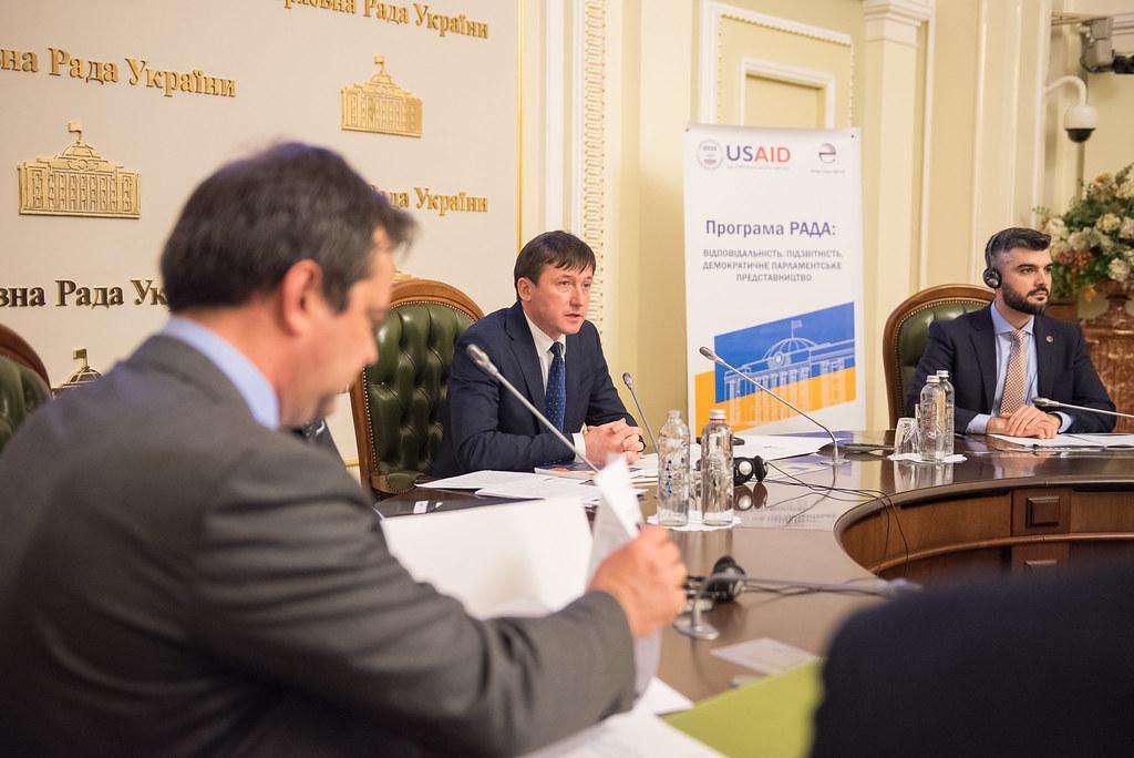 """National Roundtable """"Prospects for Election Legislation Reform in Ukraine"""", 5 April"""