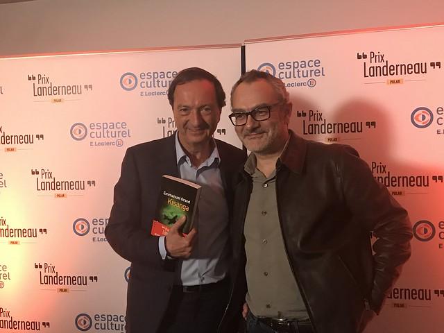 Prix Landerneau du polar 2018