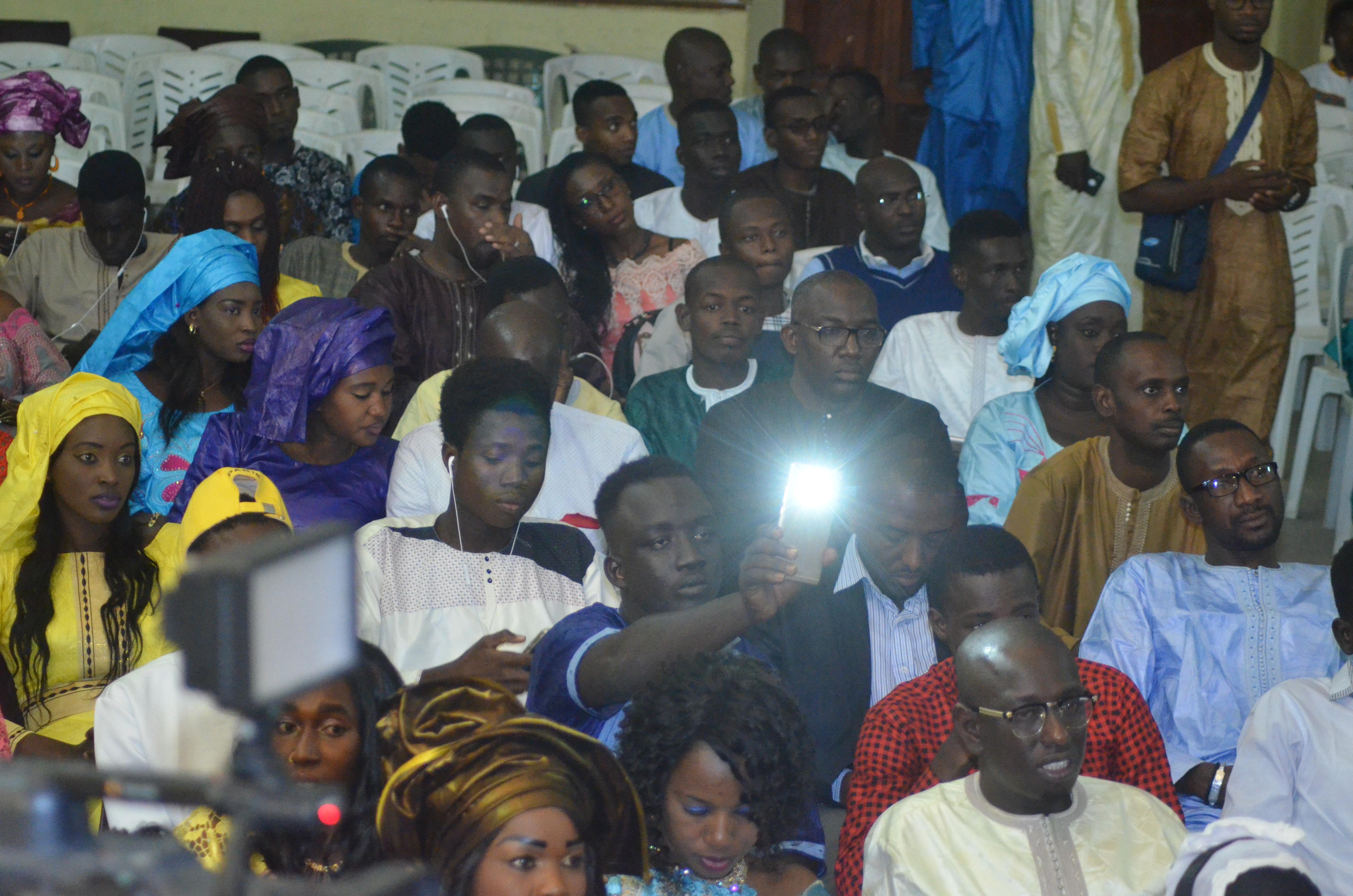 Première Edition soirée culturelle de l'Association Boyinadji Ma fierté de Bokidiawé, le parrain Bocar Abdoulaye Ly appelle à l'union des cœurs (5)