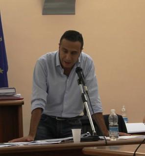 Giuseppe Tardi annuncia le sue dimissioni