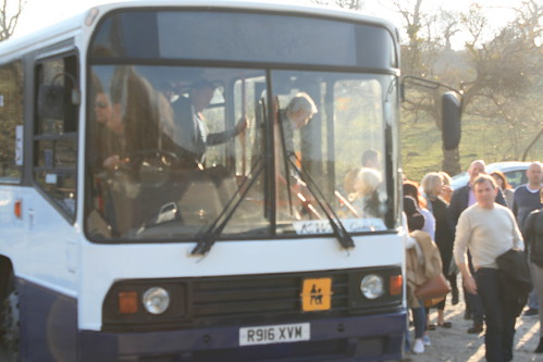 Real Ale Trail Bus