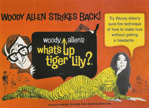 What's Up Tiger Lily? (1966)