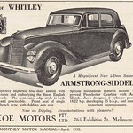 Wed, 2017-09-27 11:07 - Armstrong Siddeley Whitley 1952
