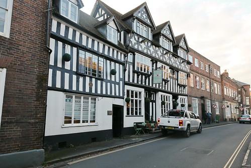 Bewdley, High St, 68-69 (Bailiff's House)