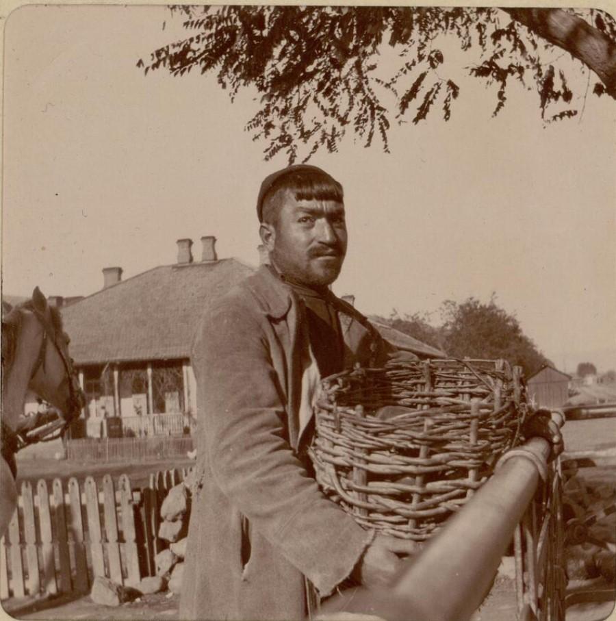 1901. Французский барон Жозеф де Бай путешествует по Кавказу. Часть 3. Гори