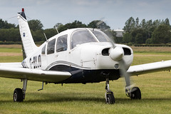 G-BUJO Piper PA-28-161 Cherokee Warrior II
