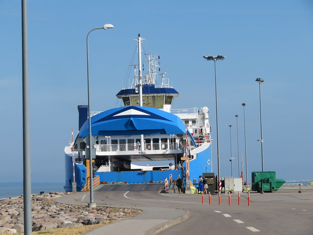 Virtsu sadam / Virtsu port, Estonia