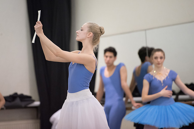 2018-19 season - English National Ballet School joiners